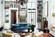 Living Room.  / by Stephanie L. Woodmansee