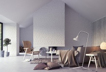 interiors / by sillywood / sylvia staphorst