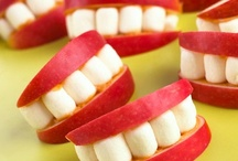 Sweet Treats Make Us Smile / The reward for taking care of your teeth is the occasional sweet treat!