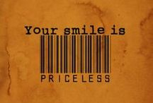 Inspiration and Motivation / Images, stories, quotes that inspire us to smile and share a smile.