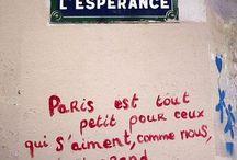 TRAVEL #PARIS / Paris mon amour.