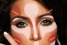 [ makeup ] / by Sil Naranjo Sherman