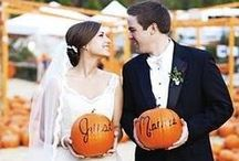 Theme: Fall Weddings / Planning a fall #wedding? Here is some inspiration for decorations, colors, ceremony ideas, favors and lots more. #fallwedding / by Wedding Favors Unlimited