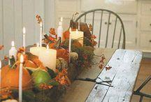 Fall Favorites / by Lindsay Besinger