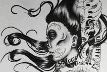 Tattoos / by Ebony McClary