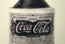 [ coca-cola ] / by Sil Naranjo Sherman