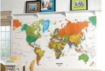 I ♥ Maps / by Cristi
