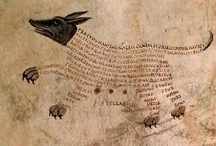 Calligraphy & Illuminated Manuscripts / by Lara