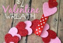 *Kid Friendly - Valentine's Day / Valentines crafts, recipes, fun food treats, crafts, party ideas and more!