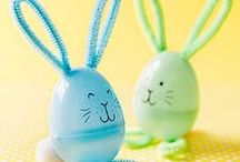 Kid Friendly - Easter / Easter crafts, diy, fun food treats, and recipes