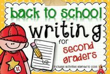 Back to School / by Lindsay Besinger