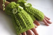 Fashion - Leg & Arm Warmers, Gloves, Slippers, Etc.