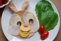Creative Food - Children