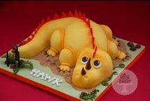Creative Food - Cakes - Children