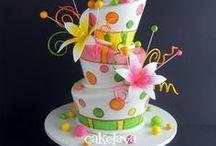 Creative Food - Cakes - Misc.