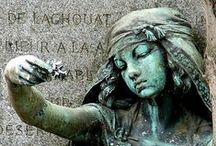 Cemetries and Tombstones / by Karen Cordell
