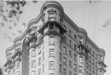 New York Apartment Buildings