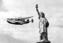 Aircraft Over New York