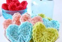Crochet Patterns - Motifs, Etc.
