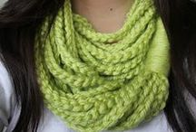 Crochet Patterns - Shawls, Scarves, Etc.