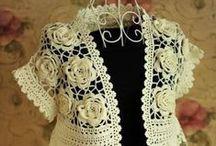 Crochet Patterns - Clothing, Sweaters, Etc.