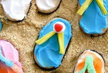 Holidays-Summer Celebrations / Decorations, food and ideas for summer celebrations - Memorial Day, 4th of July, Father's Day, Labor Day
