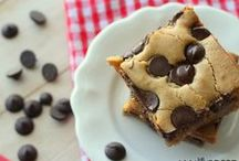 Desserts, Bars and Cookies