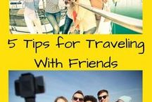 Travel / Travel Destinations, Tips and Hacks