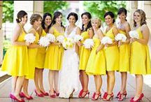 Color: Yellow Weddings / Thinking about a yellow hue for your wedding color scheme?  Find all kinds of mustard, lemon and yellow wedding ideas on this board!  #yellowweddings #mustardweddings / by Wedding Favors Unlimited