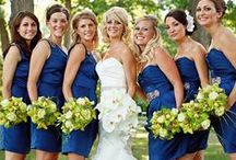 Color: Blue Weddings / Find everything you need and ideas for cobalt, royal and other blue weddings!  #blueweddings / by Wedding Favors Unlimited