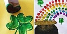 Kid Friendly - St. Patrick's Day / St. Patrick's Day crafts, recipes, and fun food treats