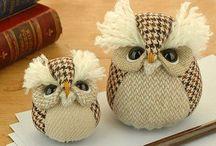Owl Stuff / by Cindy Gillman