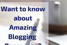 Blogging / Blogging Ideas, Topics and Tips