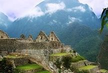 places to explore - south america