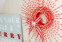 DIY - Christmas By Hand / Christmas gifts & decor made by your very own hands.