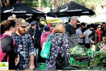 Marrickville Organic Markets / Sundays 8:30am - 3:00pm 142 Addison Road Marrickville  Sydney NSW