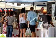 Double Bay Markets / Thursdays 8:30am - 2:00pm Guilfoyle Park  Bay Street Double Bay  Sydney NSW