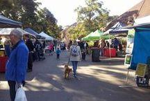 Riverside Organic Food Markets / Saturdays 9:00am - 1:00pm Riverside Girls High Cnr Victoria & Huntleys Point Roads Gladesville  Sydney NSW