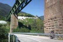 Pista Ciclabile Val Pusteria - Radweg Pustertal / Da Fortezza (BZ) a Lienz (Austria) in tre tappe con City Bike & e-Bike