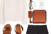Fashion wishlist.