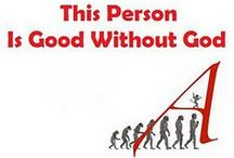 Atheist / no god know peace