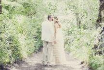 Yaiza y Oscar / La boda de Yaiza y oscar. Vestido de Immacle Barcelona. Vintage y romanticismo bohochic