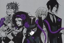 Bl&ck Butler / I'm one HELL of a butler. *takes selfie with toast cats while serving ciel with sex and cake*