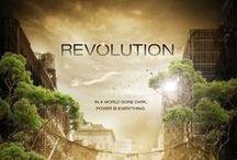 Revolution / Best show ever / by Aradann