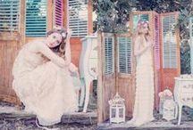 DOLL GIRLFRIENDS / Nueva colección de vestidos de novia Immaclé Doll Girlfriends