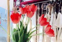 SHOWROOM NOVIAS VINTAGE IMMACLÉ BARCELONA / El Showroom de Immaclé en Canet de Mar es un espacio único, un Universo mágico lleno de vestidos de novia maravillosos que te están esperando. www.immacle.com