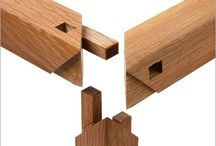 Wood Joinery / by Yulin Chu / 朱玉麟
