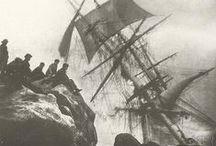 Ships/sailing/sea/boats