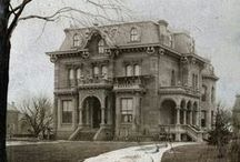 Second Empire/Victorian/Carpenter gothic