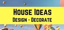 HOUSE IDEAS / New and unique ideas on how to design and renovate your house. Let's collaborate! To join this board, email me at aprilrosebautista25@gmail.com indicating your email and the board you want to join.